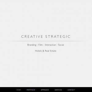 Creative Strategic