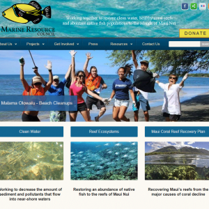 Maui Nui Marine Resource Council